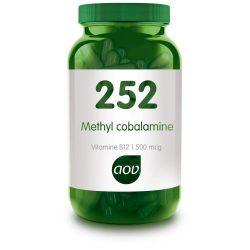 AOV – 252 Methyl Cobalamine Vita24