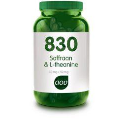 AOV – 830 Saffraan en L-theanine Vita24