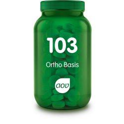 AOV – 103 Ortho Basis Vita 24