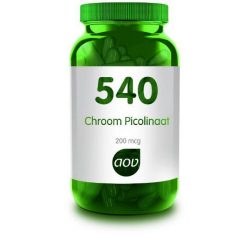 AOV – 540 Chroom Picolinaat Vita24