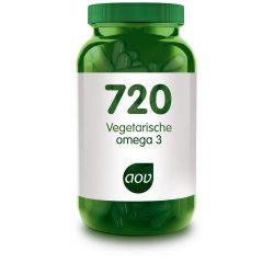 AOV – 720 Vegetarische Omega 3 Vita24