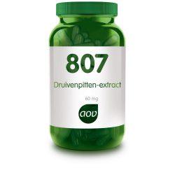 AOV – 807 Druivenpitten Extract Vita24