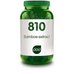 AOV – 810 Bamboe extract vita24